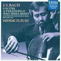 Cello Suites by J.S. Bach