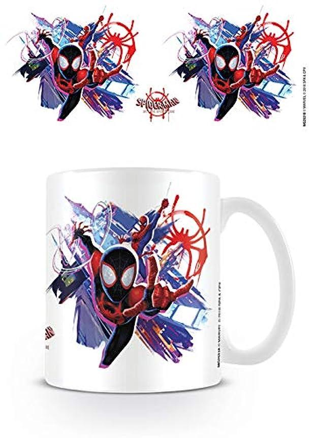 息を切らして神学校複製するマーベル スパイダーマン Into The Spider-verse (duo) マグ/マーチャンダイス