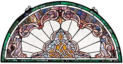 the stained glass lady
