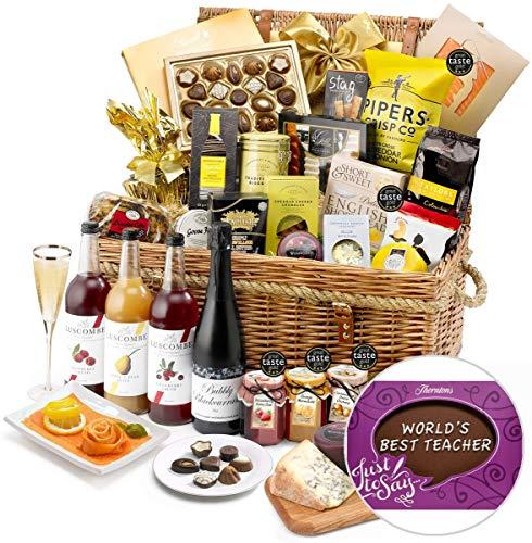 Gifts for Teachers Kingham Hamper - Alcohol-Free