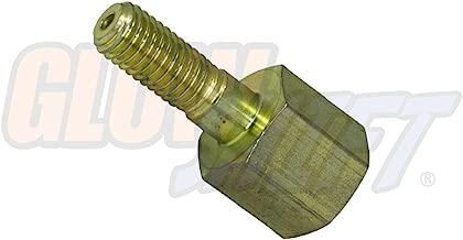 GlowShift Turbo Boost Bolt Adapter for 1998.5-2007.5 24-Valve 5.9L Dodge Ram 2500 3500 Cummins Diesel - Installs to Intake Manifold Horn