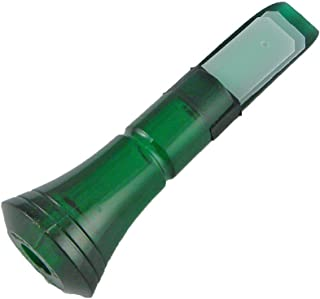 Premium Duck Call Kit - Green Polished for Woodturning Project Kit