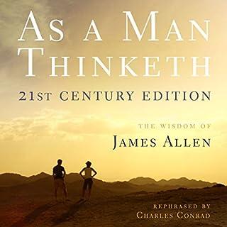 As a Man Thinketh - 21st Century Edition cover art