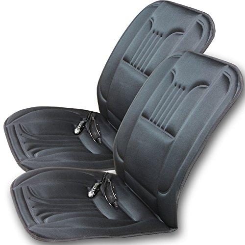 Torrex 30204 - Riscaldamento Sedile, Modello Luxus Comfort, 2 Livelli di Riscaldamento, 12 V