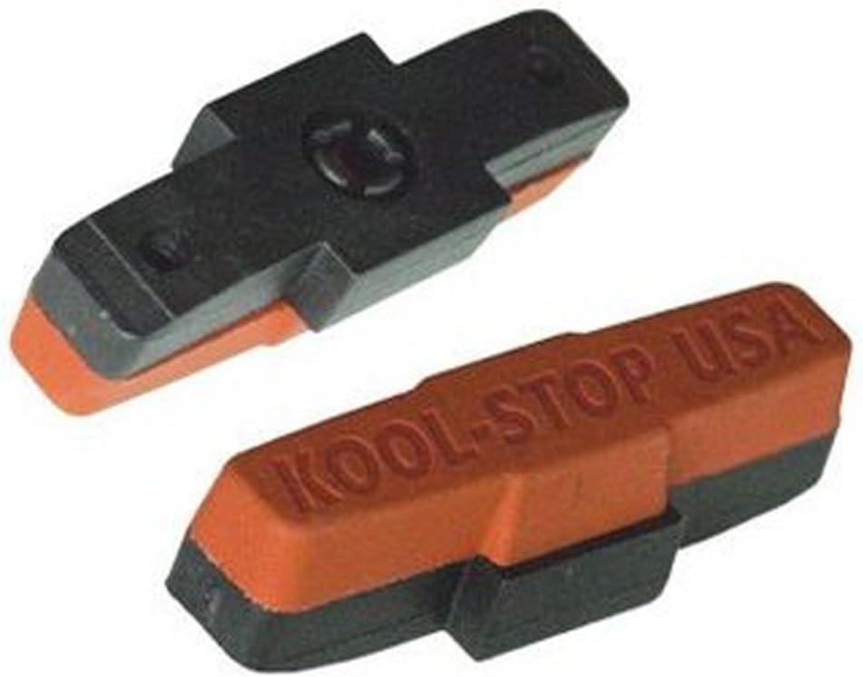Kool Stop Brake Shoes r9 Magura hs33 Replacement Pads Salmon 21g//1 Pair Bicycle
