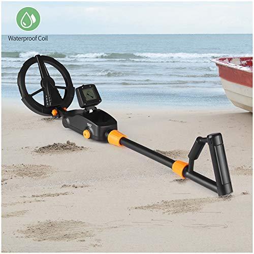 TXDWYF Treasure Hunter for Children Beach Detecting/Metal Detector with All Metal/Lightweight Best Metal Detectors for Kids/High Sensitive