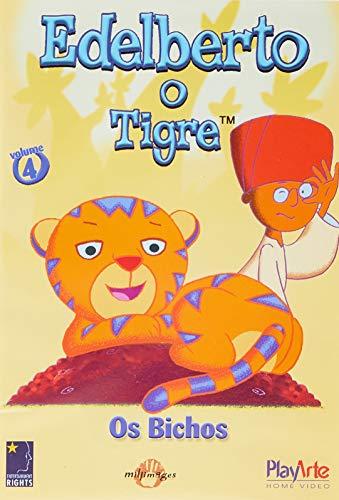 EDELBERTO O TIGRE VOL. 4 - DVD