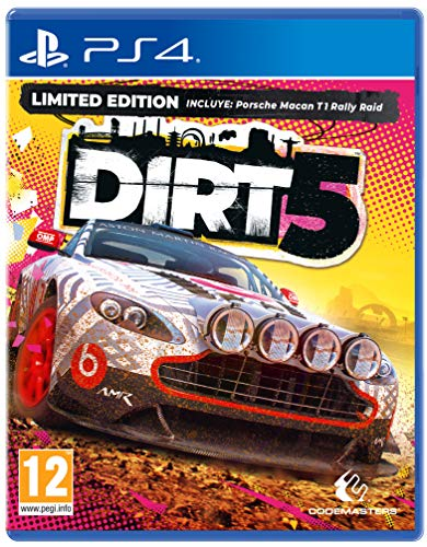 Dirt 5 - Edición Exclusiva Amazon