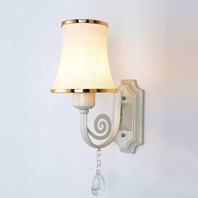 Wandlampe Schlafzimmer Nachttischlampe Kreative Moderne Led Wohnzimmer Gang Flur Warme Hintergrund Zug Linie (gre   7)
