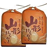 成澤農園 令和元年産米山形県産 はえぬき 白米 10 ㎏ (5 ㎏×2)