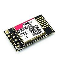 役に立つ SIM800L GPRS GSMモジュール、SIMカードコアボードTTL SPIワイヤレスモジュールの低消費電力850/900/1800 / 1900MHzおよび声を実現 丈夫な
