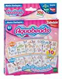 Aquabeads 79428 Motiv Vorlagen Bastelset, 14 x 14 x 1,8 cm -