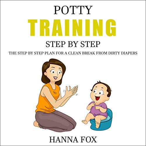 Potty Training Step by Step Titelbild