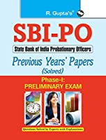 SBI-PO (Phase-I: Preliminary Exam) Previous Years' Papers (Solved)