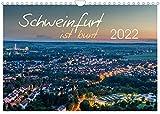 Schweinfurt ist bunt (Wandkalender 2022 DIN A4 quer)