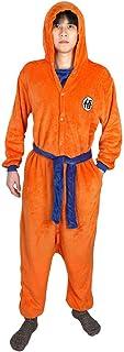 Dragon Ball Goku One-Piece Homewear Wukong Pijamas de una Pieza Cosplay