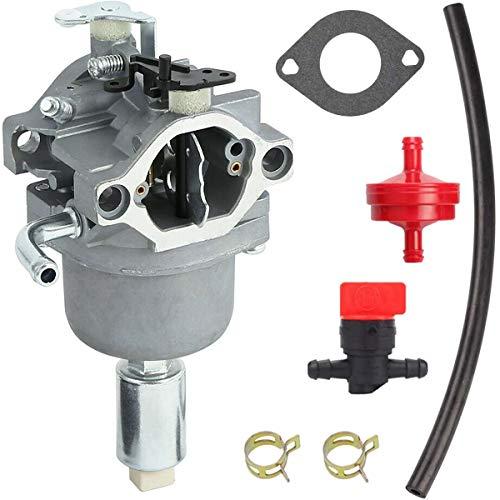 NC56 ZAMDOE 796109 594593 Vergaser Kit für Briggs & Stratton 591731 590400 796078 498811 794161 795477 14.5HP - 21HP Motor Handwerker Reitmäher Rasentraktor