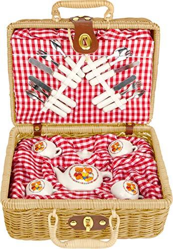 small foot 9979 Picknickkorb Breakfast