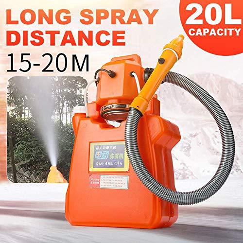 SISHUINIANHUA 20L 2200W Elektrische ULV Fogger Sprayer Moskito-Mörder-Desinfektion Maschine Kampf Drogen-Tool Schnelle Ultra-Hochleistungs-Versand