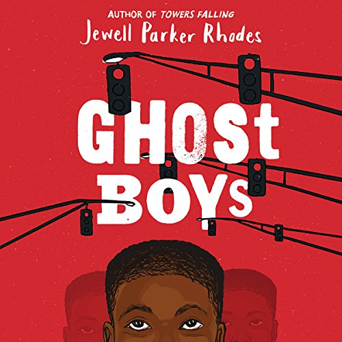 Ghost Boys audiobook cover art