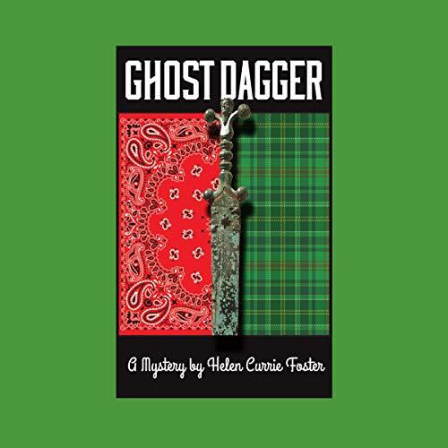 Ghost Dagger audiobook cover art