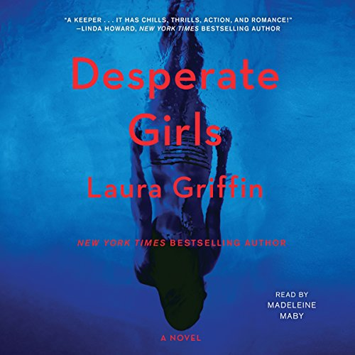 Desperate Girls audiobook cover art