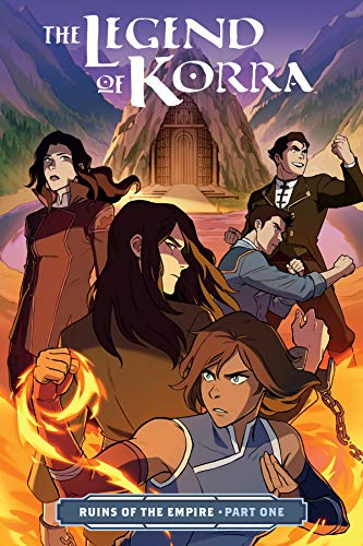 The Legend of Korra - Ruins of the Empire 1