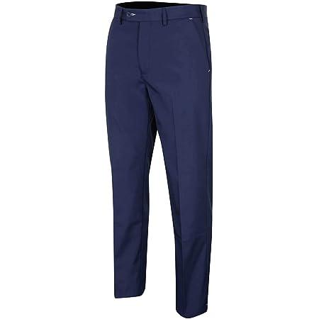 """Island Green Men's IGPNT1936 Golf Trousers Pants, Dark Navy, 36"""" Waist Regular Leg (31"""")"""