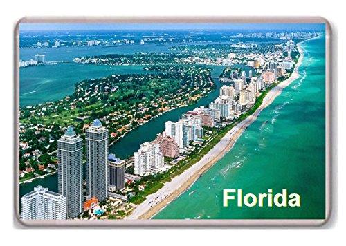 United States/Florida/fridge/magnet!!!! - Kühlschrankmagnet