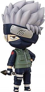 Good Smile Company Naruto Shippuden Nendoroid Kakashi Hatake Figurine (DEC168059)