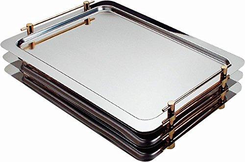 APS GN 1/1 Plat empilable système Catering 53 x 32,5 cm, Nutzhöhe 4 cm 18/10 Acier Inoxydable