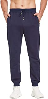 Best mens joggers with zipper pockets Reviews