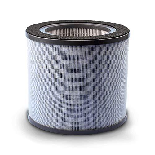 TeKeHom Filtro HEPA compuesto y paño de carbono para piezas de purificador de aire Whirlpool WA-3501FK WA-3801SFK WA-3901SFK