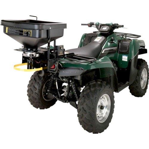 Fimco 12V ATV- Quadstreuer–Streuer von Dünger oder Saatgut