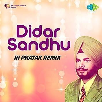 Didar Sandhu in Phatak Remix