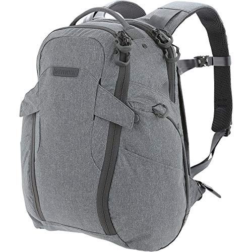 Maxpedition Entity 23 CCW-Enabled Laptop Backpack 23L (Ash) Sac à Dos, Nylon, Cendre, Taille Unique