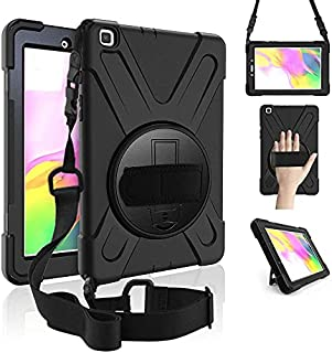 Case for Samsung Galaxy Tab A 8.0 inch 2019 T290 T295, AVAKOT Heavy Duty Rugged Protective Dropproof Shockproof Case with ...