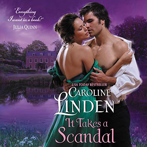 Couverture de It Takes a Scandal