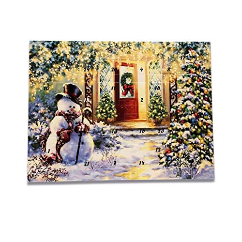 Esther Adventskalender ohne Alkohol | Gefüllt mit 335g Pralinen und Trüffel | Geschenk für Kinder, Eltern und Großeltern zur Weihnachtszeit