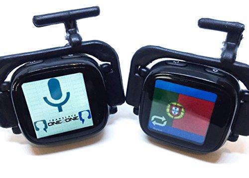 Translate One2One, IBM Watson Artificial Intelligence, Translating Earpiece, 9 Languages