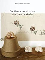 Papillons, coccinelles et autres bestioles au point de croix de Marie - Thérèse Saint - Aubin