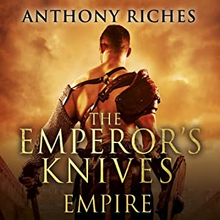 The Emperor's Knives: Empire VII audiobook cover art