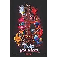 Trolls World Tour - Authentic Original 27x40 Rolled Movie Poster