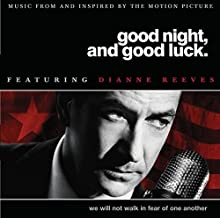 good night and good luck soundtrack