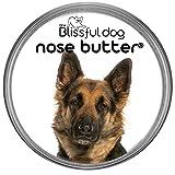 The Blissful Dog German Shepherd Nose Butter – Dog Nose Butter, 2 Ounce