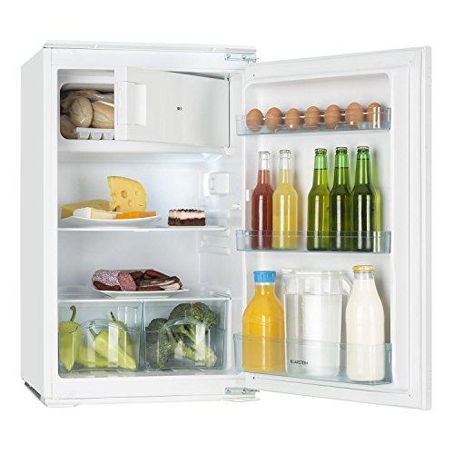 Klarstein CoolZone 130Einbau-Kühlschrank Kühlschrank Klasse A...
