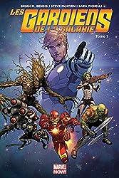 Les gardiens de la galaxie marvel now - Tome 01 de BENDIS+MCNIVEN+PICHELLI