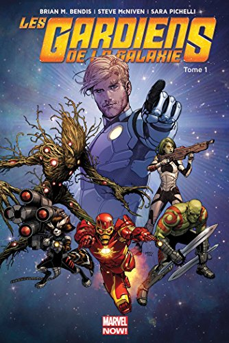 LES GARDIENS DE LA GALAXIE MARVEL NOW T01