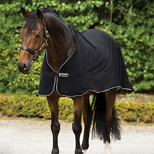 Horseware Fleece Liner 300g - Black/White