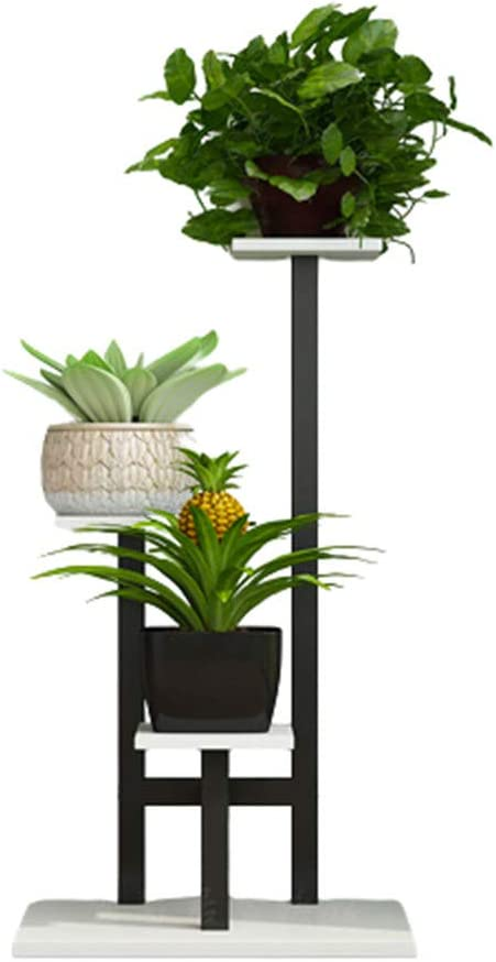 TOBENO Simple [Alternative dealer] Wrought Iron Bargain Multi Stand Modern Layer Decora Plant